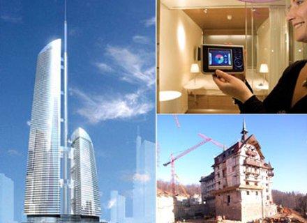 Комплексная автоматизация зданий под ключ