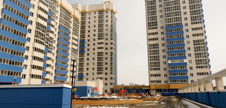 Жилой дом с административными помещениями и подземным паркингом. Г.Казань, Оренбургский тракт