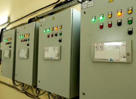 Шкафы автоматизации систем противодымной вентиляции
