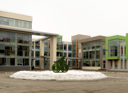 Международная школа<br>Казани